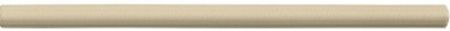 Adex ADEH5017 Earth Bullnose Trim Fawn 1,4x30