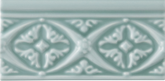 Adex Neri ADNE4146 Relieve Bizantino Sea Green 7,5x15