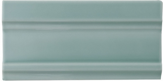 Adex Neri ADNE5628 Cornisa Clasica Sea Green 7,5x15