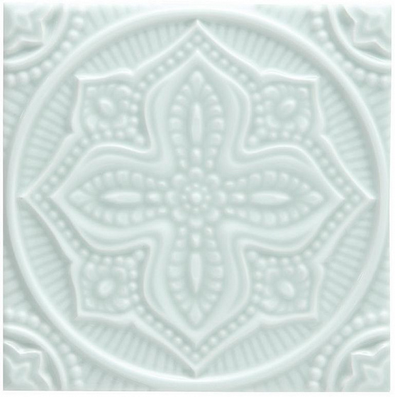 Adex ADST4098 Studio Relieve Mandala Planet Fern 14,8x14,8