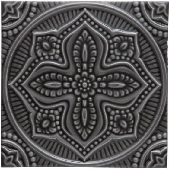Adex ADST4072 Studio Relieve Mandala Planet Volcanico 14,8x14,8
